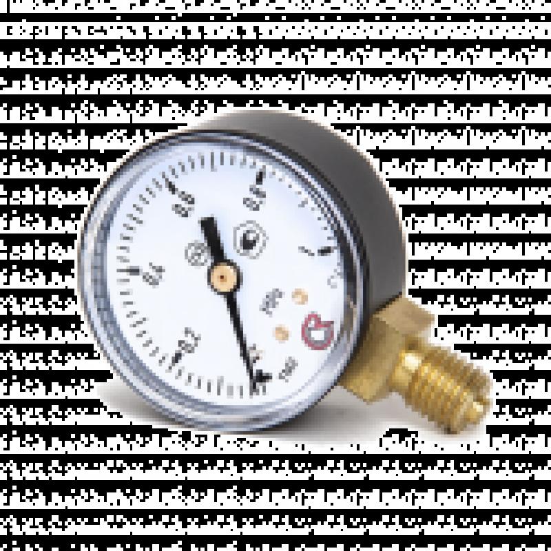 Манометр газовый